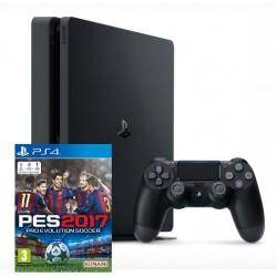 PS4 Slim + PES 2017