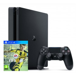 PS4 Slim + Fifa 17