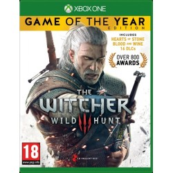 Witcher 3 GOTY xbox one