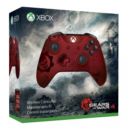 Xbox One Wireless Controller Gears of War 4 Crimson