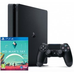 PS4 Slim + No Man's Sky