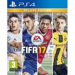 FIFA 17 Deluxe Edition (PS4)