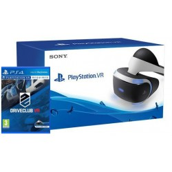 PlayStation VR + DriveClub
