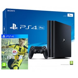 PlayStation 4 Pro 1Tb + Fifa 17 (PS4)