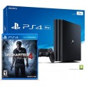 PlayStation 4 Pro 1Tb + Uncharted 4 (PS4)