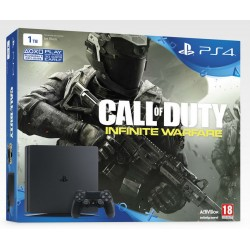 PS4 Slim 1TB + COD infinite warfare