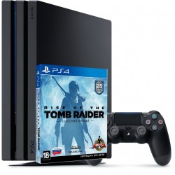 PS4 Pro + Rise Of The Tomb Raider 20 Year Celebration