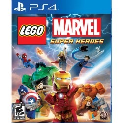 Lego super heroes (ps4)
