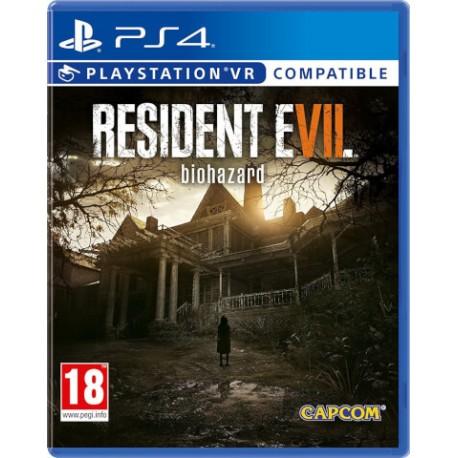 Resident Evil 7 (ps4, vr)
