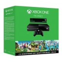 Xbox one 1tb + Kinect + 3 игры