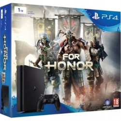PS4 slim 1tb+ For Honor