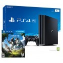 PS4 Pro + Horizon Zero Dawn