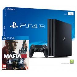 PS4 Pro + Mafia 3