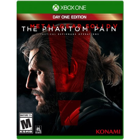 Metal Gear Solid V: The Phantom Pain xbox one