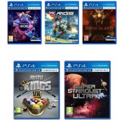 Оренда игр на PS VR