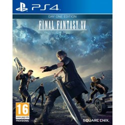 Final Fantasy 15 (PS4)