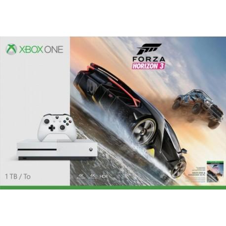 Xbox One S 1TB+ Forza Horizon 3