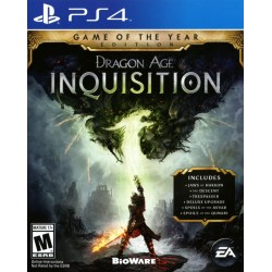 Диск Dragon Age: Inquisition GOTY - PS4