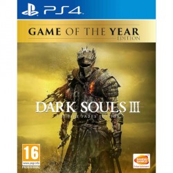 Dark Souls 3 - game of the year edition (PS4)