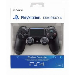 Sony Playstation Dualshock 4 Black v2