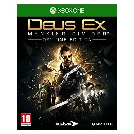 Deus Ex (xbox one)