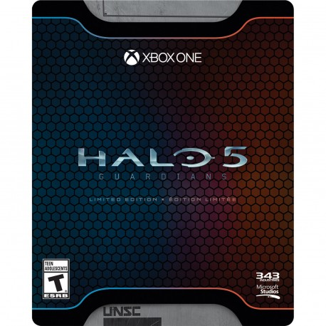 Halo 5 Guardians Xbox One - Limited Edition