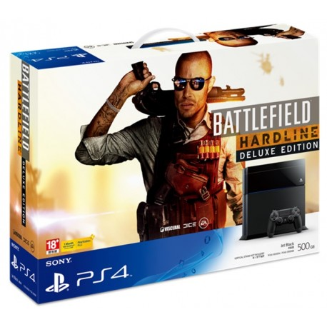 Sony PlayStation 4 500Gb + Battlefield Hardline