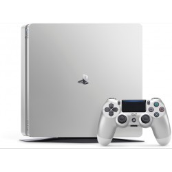 PS4 slim 500gb ( silver)