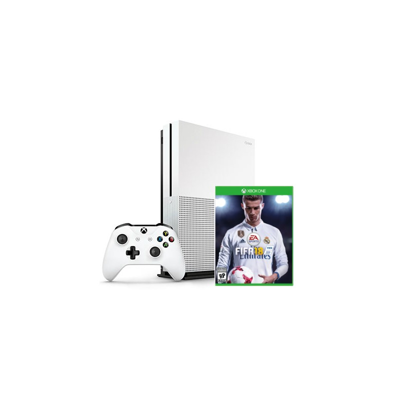 xbox one s fifa 18. Black Bedroom Furniture Sets. Home Design Ideas