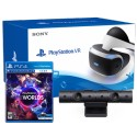 PLAYSTATION VR + PLAYSTATION CAMERA + VR WORLDS