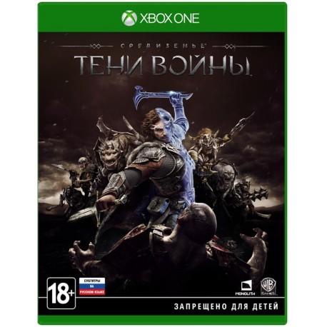 Средиземье: Тени войны (Xbox one)