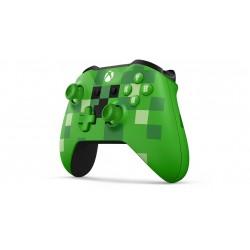 Microsoft Xbox One S Controller - Minecraft Creeper
