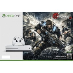 Xbox One S + Gears of War 4