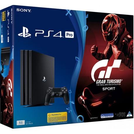 PS4 PRO+ Gran Turismo Sport