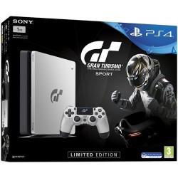 PS4 Slim 1TB - Gran Turismo Sport (limited edition)