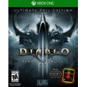 Diablo III Reaper of Souls - Ultimate Evil Edition (xbox one)