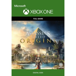 Assassins Creed Origins (xbox one) (код)