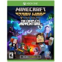 Minecraft story mode - xbox one (ваучер)