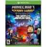 Minecraft story mode - xbox one (ваучер)