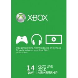 Xbox Live Gold 14d