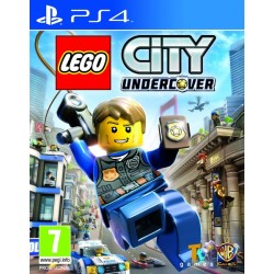 Lego City - PS4