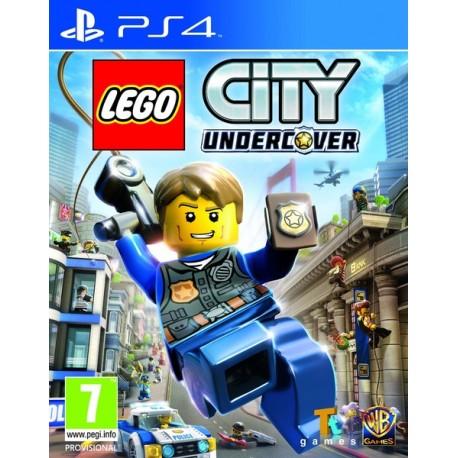 Lego City - PS4