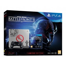 PS4 slim 1tb Star Wars Battlefront 2 (limited edition)