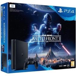 PS4 Slim 1tb+ Star Wars Battlefront 2