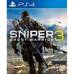 Sniper 3 Ghost Warrior - PS4