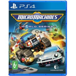 Micro Machines - PS4