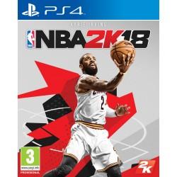 NBA 2K18- PS4