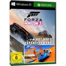 Forza Horizon 3 + Hot Wheels DLC (дополнение) Xbox one
