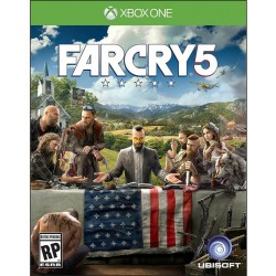 Far Cry 5 - xbox one (eng)