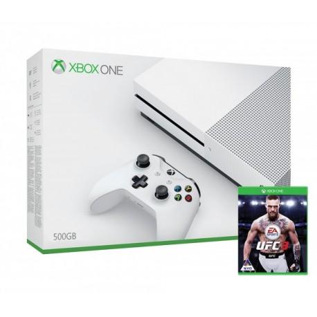 Xbox One S + UFC 2